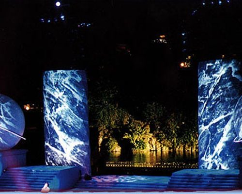 Lunar Lights for Events