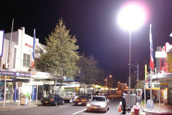 Lighting for Roadworks