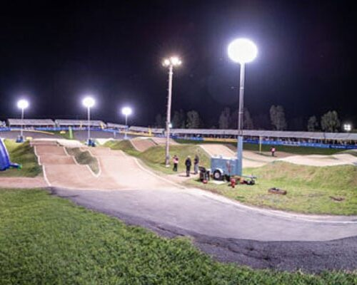 Lunar Lights for BMX