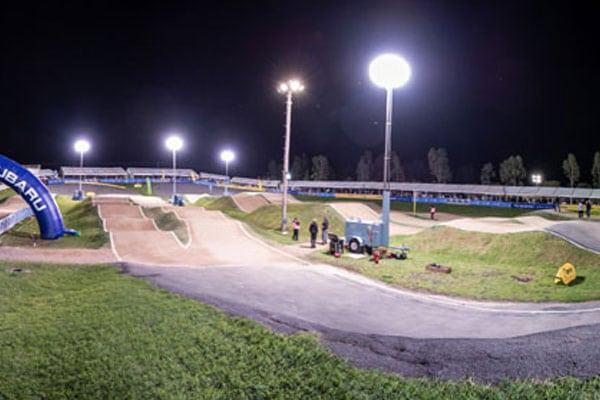 Lunar Lights for BMX