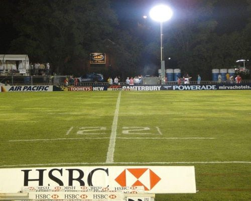 Lunar Lighting for Rugby