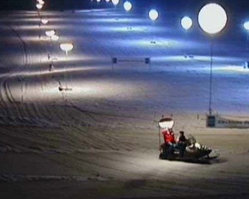 Lunar Lights for Ski Fields
