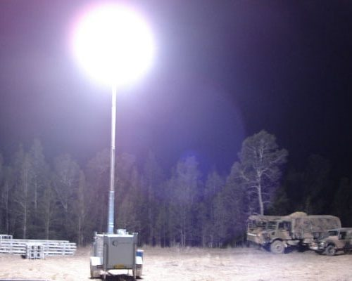 Lunar Lights for Military