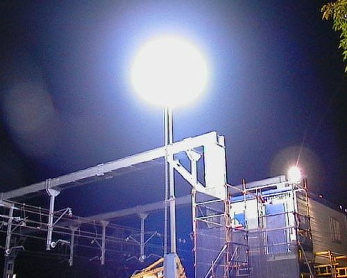 Civil Works Lighting