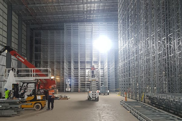 Warehouse Lighting by Lunar