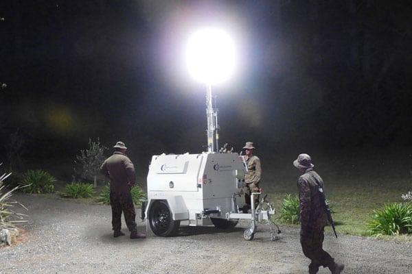Lunar LED Light Tower