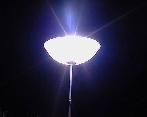 Rigid Polymer Lighting