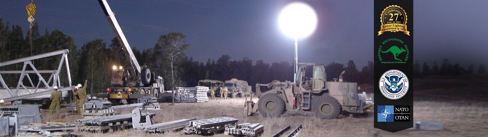 Military & Security Lighting