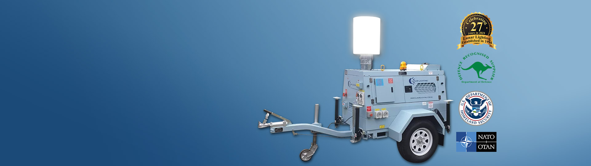 2550W LED Lunar Light Trolly