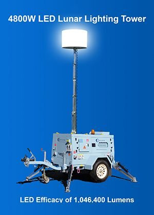 4800W LED Lunar Lighting Tower mu (002)